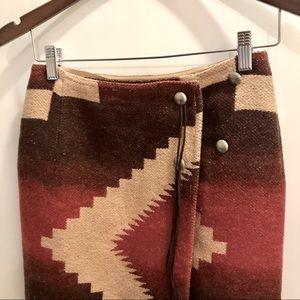 Ralph Lauren Country Blanket Skirt size 6